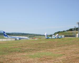 萩・石見空港